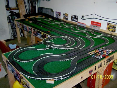 Ho slot car scenic layouts private poker games uk