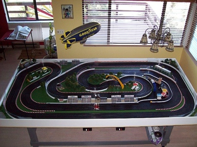 You Built What Slotcarcentral