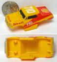 1990 Galoob Micro Machines 1//87th Shell ThunderBird Slot Car NOS MIB