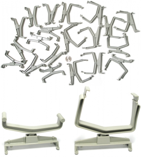 - For Tyco slot car track Slot Car Track Supports Struts - Lot of 12
